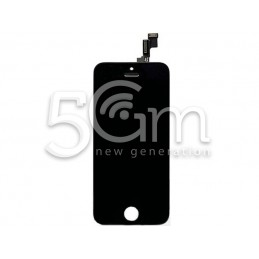 Display Touch Nero + Frame iPhone 5S No Logo