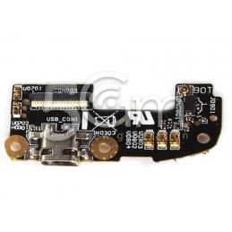 Connettore Di Ricarica + Small Board Asus ZenFone 2 ZE550ML-ZE551ML