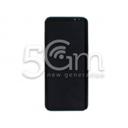 Display Touch Blu Samsung SM-G955 S8 Plus