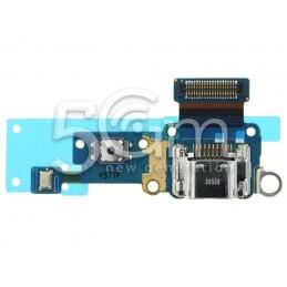 Connettore Di Ricarica Flat Cable Completo Samsung SM-T715 Ori