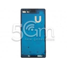 Cornice LCD Grigia Xperia Z3+ Single Sim