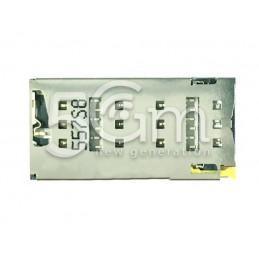Lettore Dual Sim Card Xperia Z3+ Dual Sim E6533