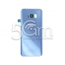 Retro Cover Blue Samsung SM-G950 S8