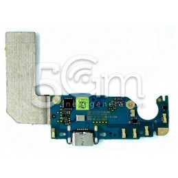 Connettore Di Ricarica + Small Board HTC U Ultra