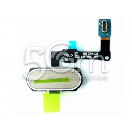 Home Button Gold Flat Cable Samsung SM-G570 J5 Prime