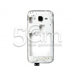 Middle Frame Silver Samsung SM-G361F