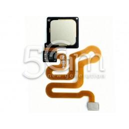 Fingerprint Gold Huawei P9 Lite