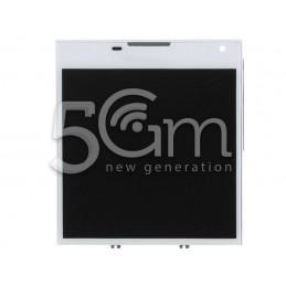 Display Touch Bianco + Frame Blackberry Passport Q30