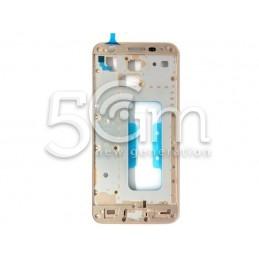 Frame LCD Gold Samsung SM-G570 J5 Prime