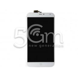 Display Touch White Meizu MX4