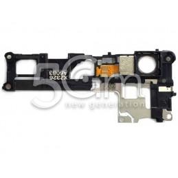 Frame Fotocamera + Flash Flat Cable Huawei Ascend P8 Lite