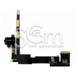Flat Cable Jack Audio Wifi iPad 2 No Logo