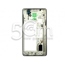 Middle Frame Completo Dual Sim Nero Samsung SM-N910 Note 4