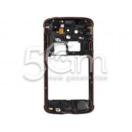 Middle Frame Nero + Suoneria + Jack Audio Samsung i9295