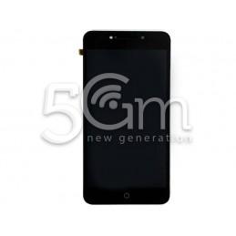 Display Touch Nero + Frame Alcatel OT-5085D A5