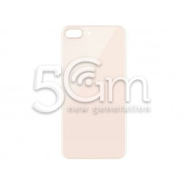Retro Cover Gold iPhone 8 Plus No Logo