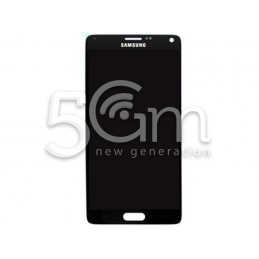 Display Touch Nero Samsung SM-N910 Galaxy Note 4