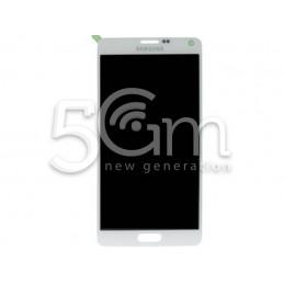 Display Touch Bianco Samsung SM-N910 Galaxy Note 4