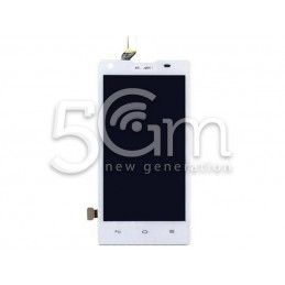 Display Touch Bianco Ascend G700