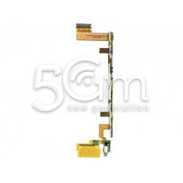 Accensione + Volume + Vibrazione Flat Cable Xperia Z5 E6653