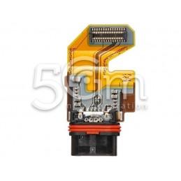 Connettore Di Ricarica Flat Cable Xperia Z5