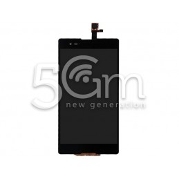 Display Touch Nero Xperia T2 Ultra