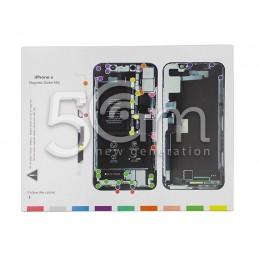 Tappetino Magnetico Mechanic IPhone X