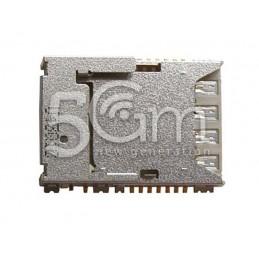 Lettore Sim Card Samsung SM-G900f