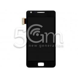 Display Touch Nero + Frame Samsung I9100