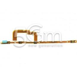 Volume + Supporto In Alluminio Flat Cable Nokia 925