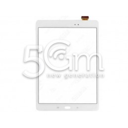Touch Screen Bianco Samsung P550