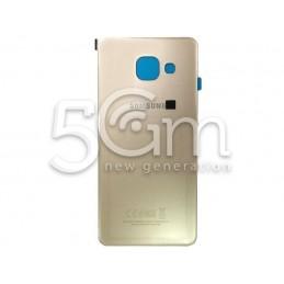 Retro Cover Gold Samsung SM-A310F Ori