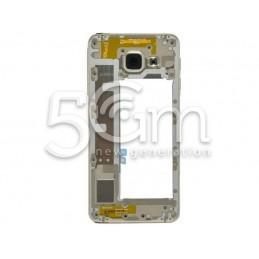 Middle Frame Gold Completo Samsung SM-A310F