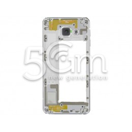 Middle Frame Silver Completo Samsung SM-A310F