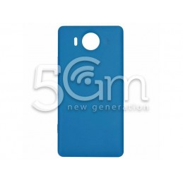 Retro Cover Blu Nokia Lumia 950XL