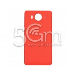 Retro Cover Orange Nokia Lumia 950XL