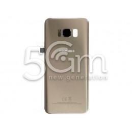Retro Cover Gold Samsung SM-G950 S8
