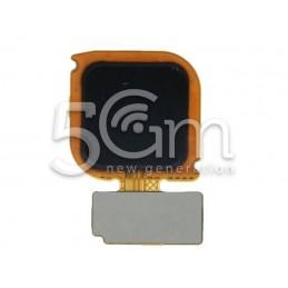 Fingerprint Black Huawei P10 Lite