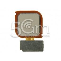 Fingerprint Gold Huawei P10 Lite