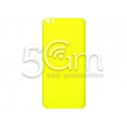 Back Cover Yellow Xiaomi Mi5