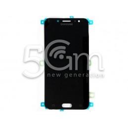Display Touch Nero Samsung SM-C7100 C8