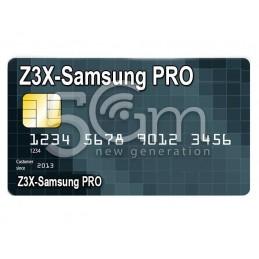 Attivazione Z3X-Samsung PRO (Sams Pro)