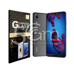 Premium Tempered Glass Protector Huawei P20