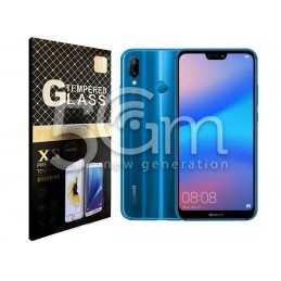 Premium Tempered Glass Protector Huawei P20 lite