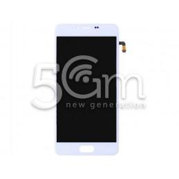 Display Touch Bianco Meizu M5