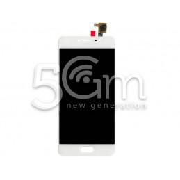 Display Touch Bianco Meizu M3S