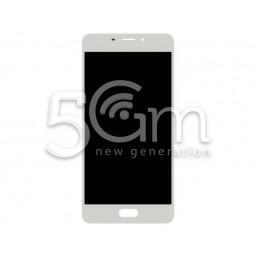 Display Touch Bianco Meizu M3E