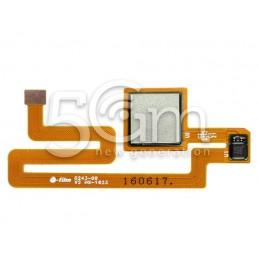 Fingerprint Bianco Flat Cable Xiaomi Mi Max