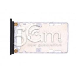 Supporto Dual Sim Card/SD Card Nero Xiaomi Mi Max