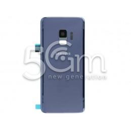 Retro Cover Nero Samsung SM-G960 S9